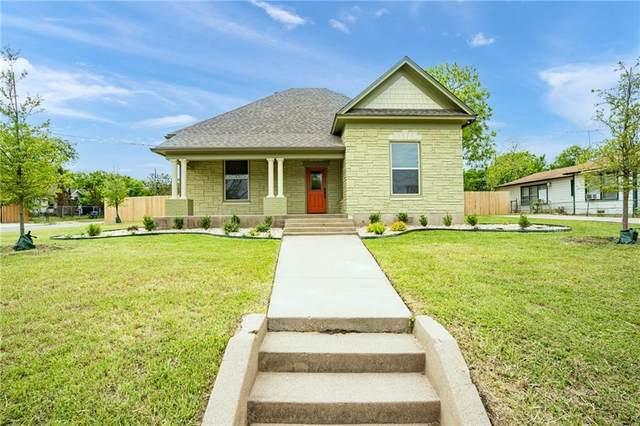1704 N 12th Street, Waco, TX 76707 (#200796) :: Sunburst Realty