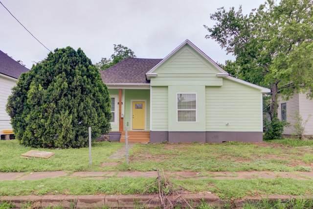 815 S 9th Street, Waco, TX 76706 (MLS #200880) :: A.G. Real Estate & Associates