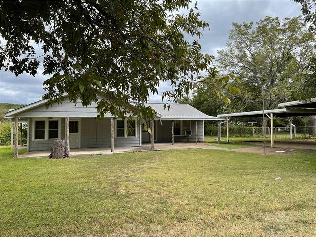 101 Butler Drive, Valley Mills, TX 76689 (MLS #200962) :: NextHome Our Town
