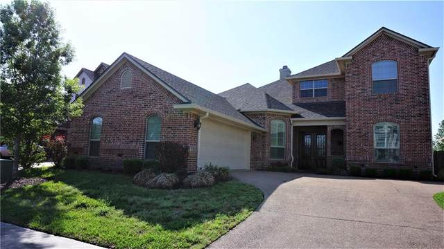 1204 Windstone Drive, Waco, TX 76712 (MLS #200980) :: A.G. Real Estate & Associates