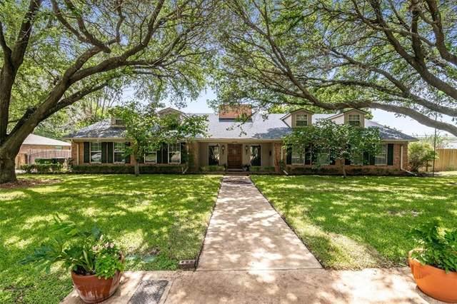 3820 Austin Avenue, Waco, TX 76710 (MLS #201132) :: NextHome Our Town