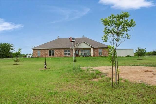 184 Hcr 3276, Mount Calm, TX 76673 (MLS #201313) :: A.G. Real Estate & Associates