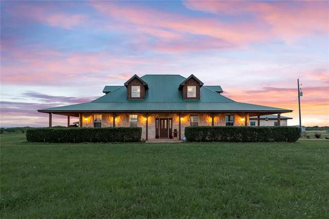 483 Hcr 2133, Whitney, TX 76692 (MLS #201358) :: A.G. Real Estate & Associates