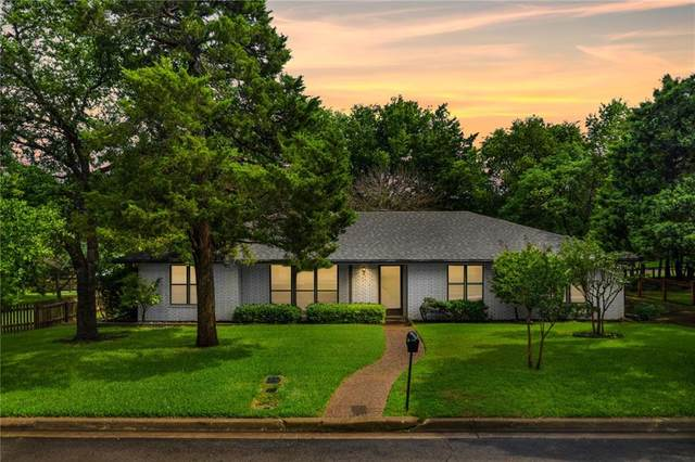 9810 Stony Point Drive, Woodway, TX 76712 (MLS #201511) :: A.G. Real Estate & Associates