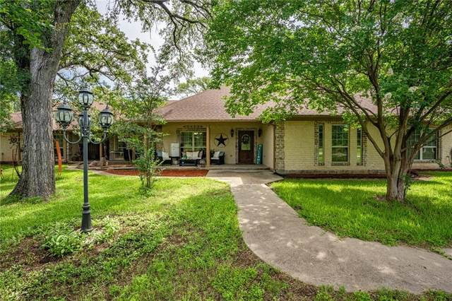 375 Saffle Road, Robinson, TX 76706 (#201527) :: Homes By Lainie Real Estate Group