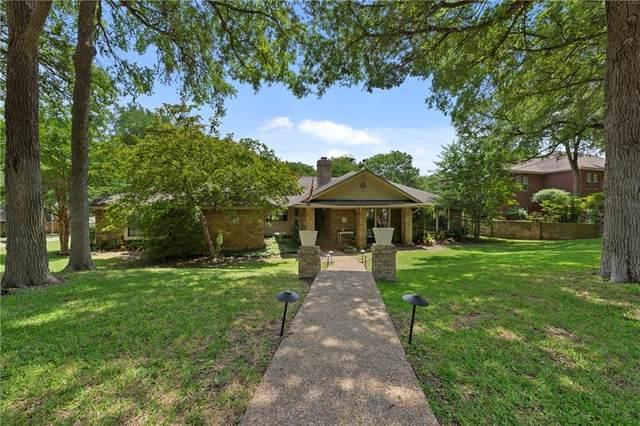 9015 Kingswood Place, Woodway, TX 76712 (#201544) :: Sunburst Realty
