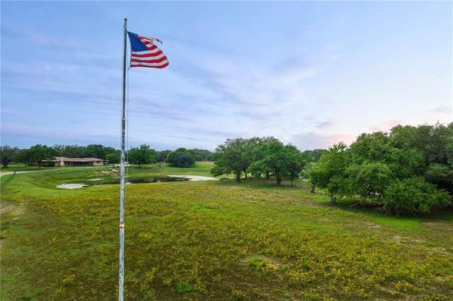 1206 N Main, Meridian, TX 76665 (MLS #201642) :: A.G. Real Estate & Associates