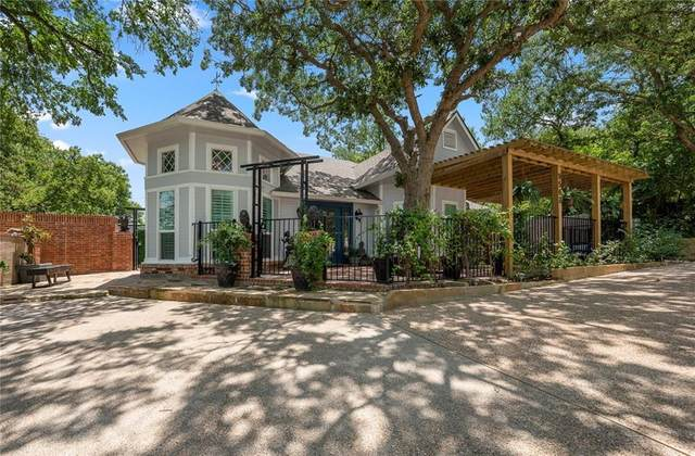 9562 Brookhollow Drive, Woodway, TX 76712 (MLS #202003) :: NextHome Our Town