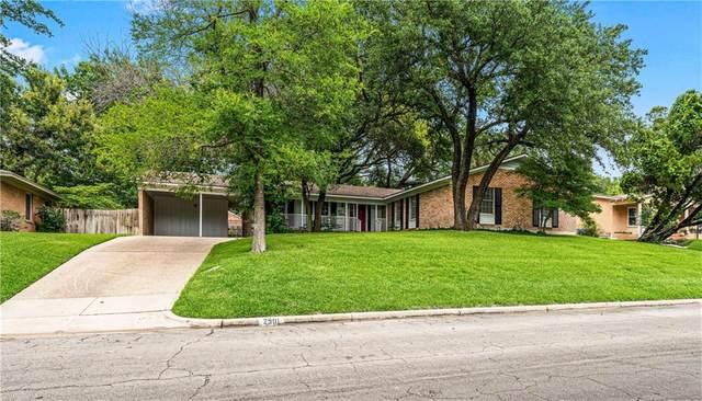 2901 Woodland Drive, Waco, TX 76710 (#202143) :: Zina & Co. Real Estate