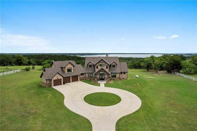 1435 Sundown Drive, Woodway, TX 76712 (MLS #202173) :: NextHome Our Town