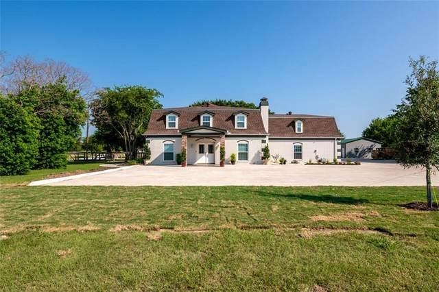 3072 Speegleville Road, Woodway, TX 76712 (MLS #202258) :: A.G. Real Estate & Associates