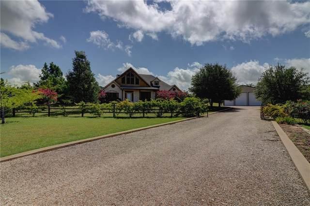 102 Star Ranch Drive, Whitney, TX 76692 (MLS #202360) :: A.G. Real Estate & Associates