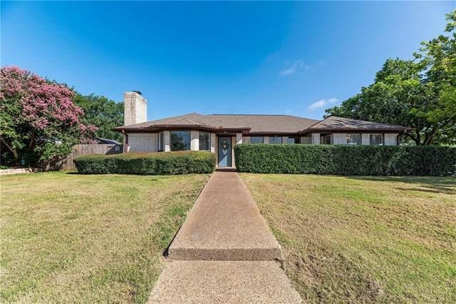 701 Seminole Trail, Hewitt, TX 76643 (MLS #202432) :: A.G. Real Estate & Associates