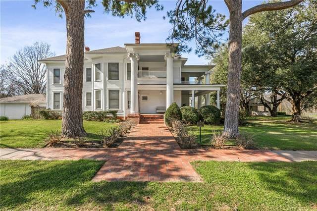 801 N Magnolia Avenue, Hubbard, TX 76648 (MLS #202479) :: NextHome Our Town