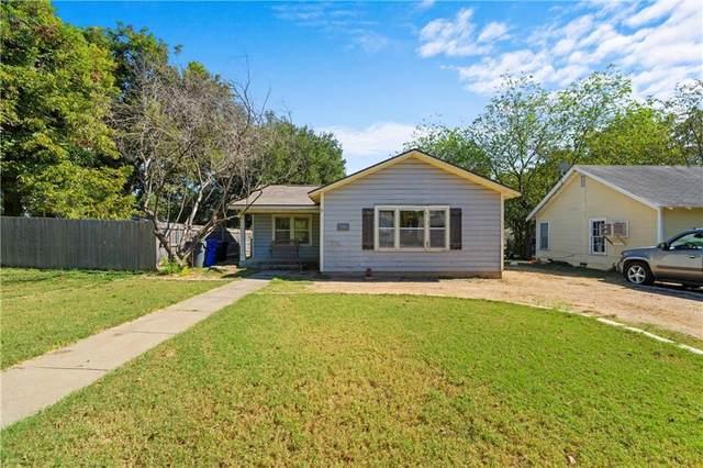 3308 Homan Avenue, Waco, TX 76707 (MLS #203294) :: NextHome Our Town