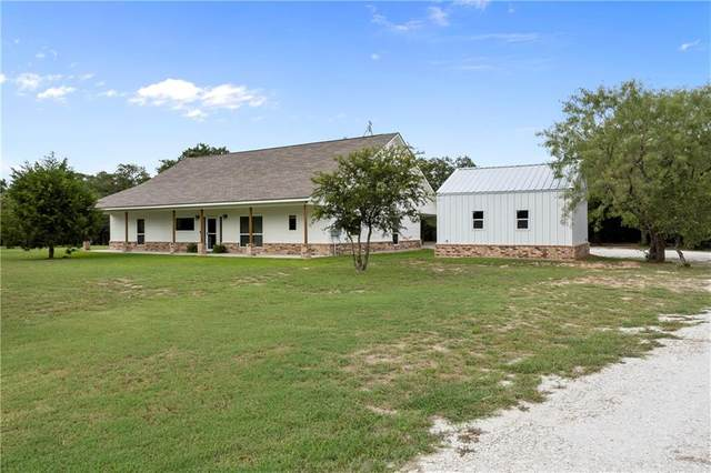 388 Kelinske Road, Elm Mott, TX 76640 (MLS #203497) :: A.G. Real Estate & Associates