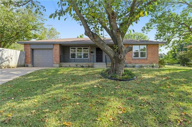 3824 Pine Avenue, Waco, TX 76708 (MLS #203517) :: NextHome Our Town