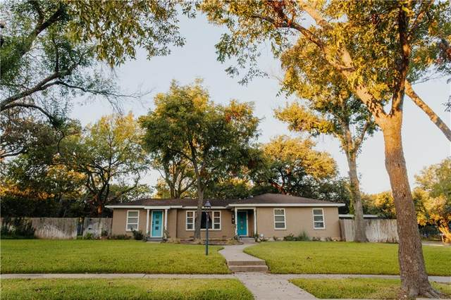 4116 N 24th Street, Waco, TX 76708 (MLS #203711) :: A.G. Real Estate & Associates