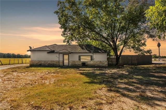850 E Central, Lorena, TX 76655 (MLS #203800) :: A.G. Real Estate & Associates