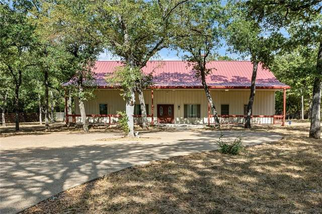1886 Ross Road, Elm Mott, TX 76640 (MLS #203876) :: A.G. Real Estate & Associates