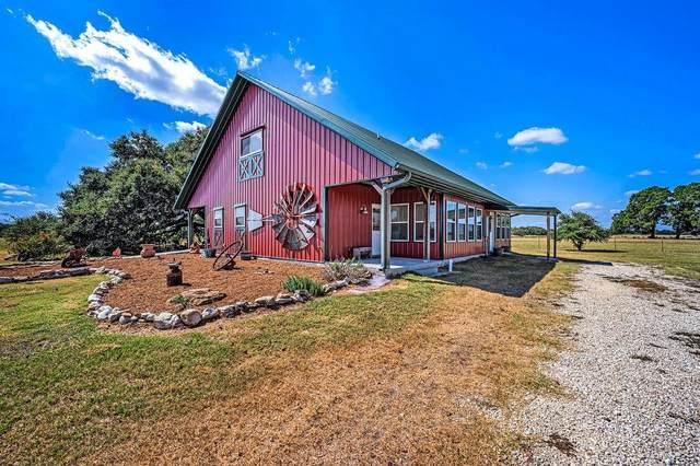 202 Cr 481E, Lott, TX 76656 (MLS #203913) :: A.G. Real Estate & Associates