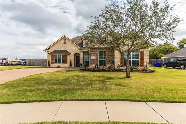119 Oak Meadow Trail, Mcgregor, TX 76657 (#204119) :: Sunburst Realty