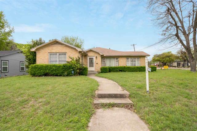 410 N 41ST, Waco, TX 76710 (MLS #173229) :: Magnolia Realty