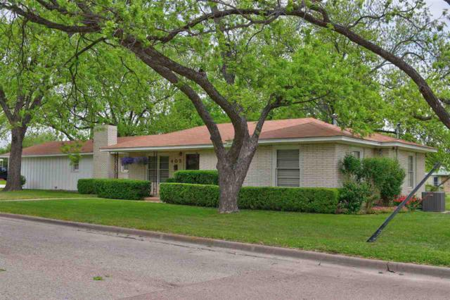 405 N Ave I, Clifton, TX 76634 (MLS #173967) :: Magnolia Realty