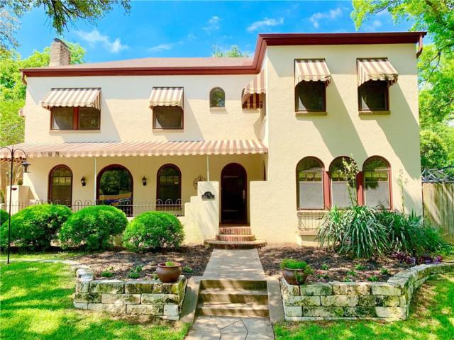 210 Oriental Road, Waco, TX 76710 (MLS #189415) :: A.G. Real Estate & Associates