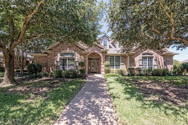 601 Hunters Run, Waco, TX 76712 (MLS #193542) :: A.G. Real Estate & Associates