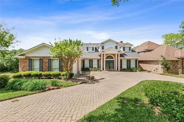 108 River Ridge Drive, Waco, TX 76705 (MLS #194926) :: A.G. Real Estate & Associates