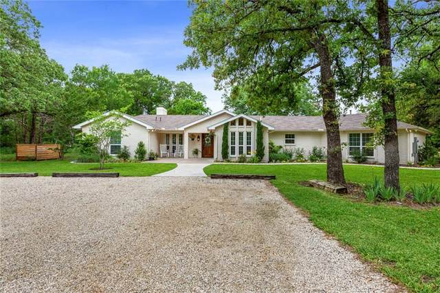 401 Nicole Lane, Waco, TX 76705 (MLS #195514) :: A.G. Real Estate & Associates