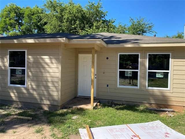 719 N 13th Street, Waco, TX 76707 (MLS #195956) :: A.G. Real Estate & Associates