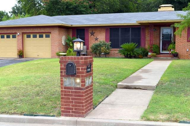2605 Mountainview Drive, Waco, TX 76710 (MLS #196330) :: A.G. Real Estate & Associates
