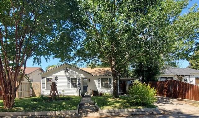 3817 Leland Avenue, Waco, TX 76708 (MLS #202981) :: A.G. Real Estate & Associates