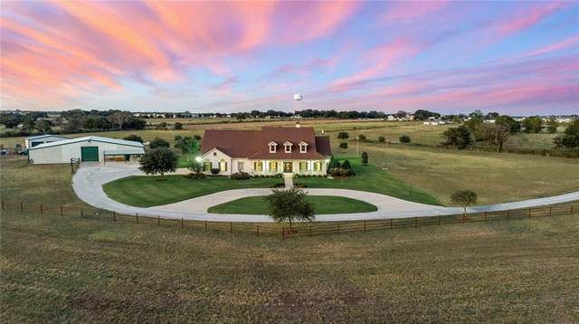 433 Ritchie Road, Lorena, TX 76655 (MLS #204020) :: A.G. Real Estate & Associates