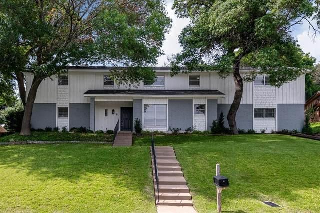 2620 Eldridge Lane, Waco, TX 76710 (MLS #191685) :: A.G. Real Estate & Associates