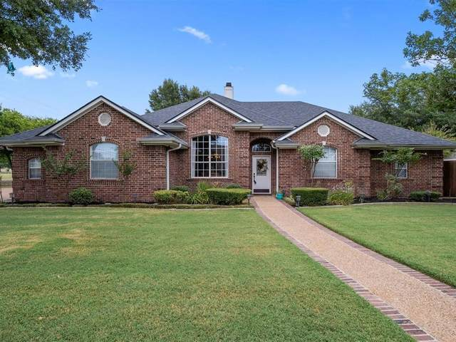 500 Retoma Park Drive, Robinson, TX 76706 (MLS #196708) :: A.G. Real Estate & Associates