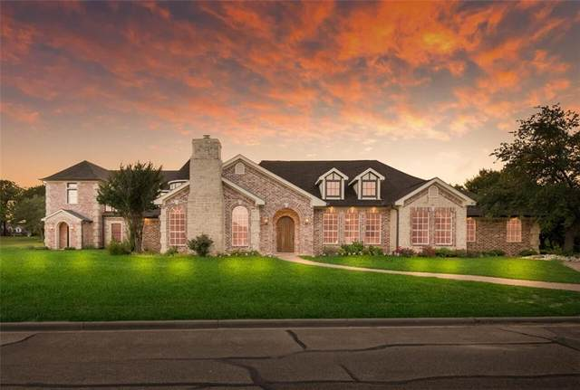 1117 Brazos Bluff Drive, China Spring, TX 76633 (#201646) :: Homes By Lainie Real Estate Group