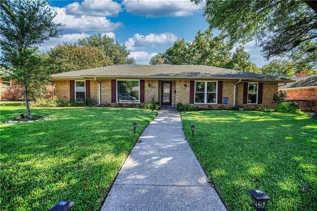 1921 Trinity Drive, Waco, TX 76710 (MLS #203875) :: A.G. Real Estate & Associates