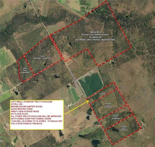 25 County Line Road, Axtell, TX 76624 (MLS #175048) :: Magnolia Realty