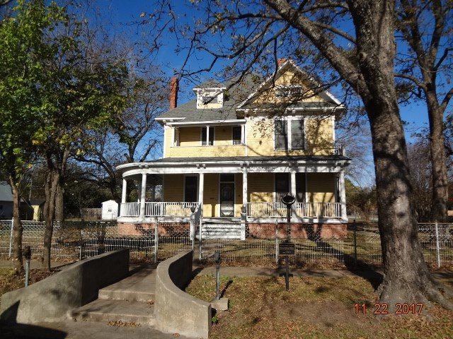 200 NW 3RD, Hubbard, TX 76648 (MLS #172804) :: Keller Williams Realty