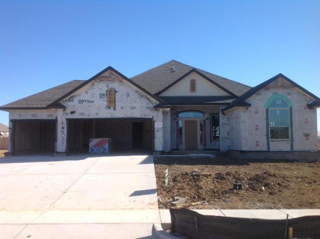 1201 Drummond Circle, Waco, TX 76712 (MLS #173395) :: Keller Williams Realty
