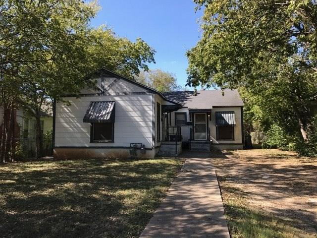 2417 Gorman Ave, Waco, TX 76707 (MLS #174148) :: A.G. Real Estate & Associates