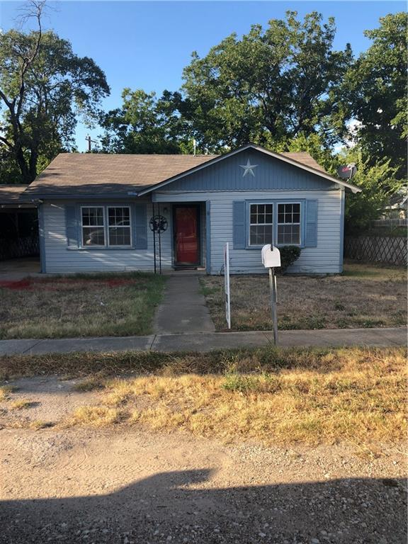 203 E Ave C Avenue, Valley Mills, TX 76689 (MLS #182060) :: Magnolia Realty