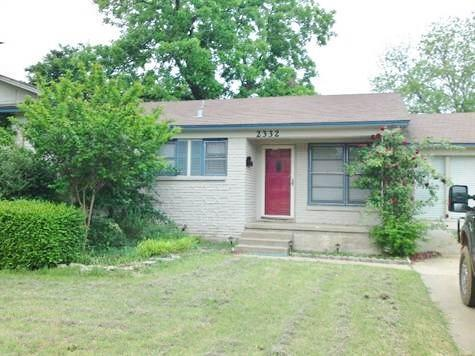 2332 N 41st Street, Waco, TX 76708 (MLS #186845) :: A.G. Real Estate & Associates