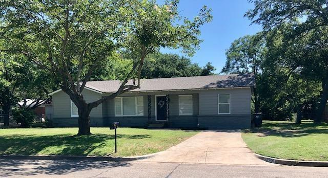 4208 N 22nd Street, Waco, TX 76708 (MLS #189962) :: A.G. Real Estate & Associates
