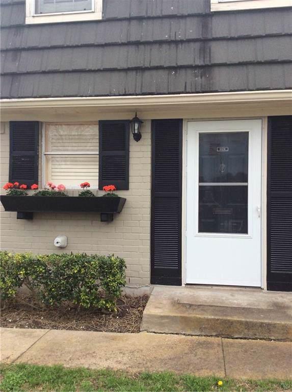 5128 Lake Shore Drive #5, Waco, TX 76710 (MLS #191796) :: A.G. Real Estate & Associates