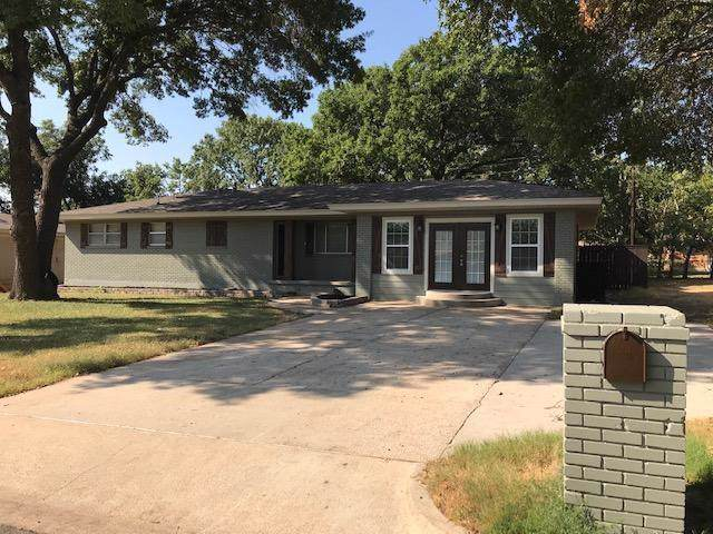 312 Mustang Drive, Woodway, TX 76712 (MLS #192175) :: A.G. Real Estate & Associates