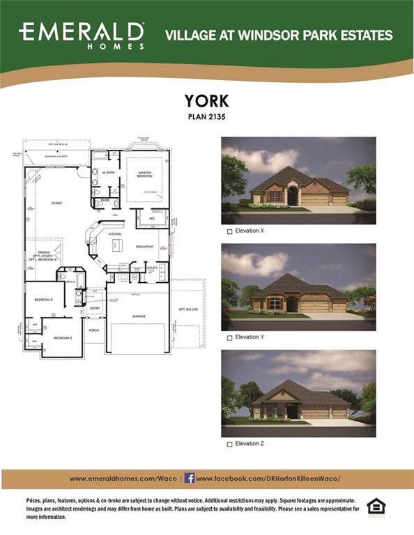 1113 Drummond Circle, Waco, TX 76712 (MLS #192202) :: A.G. Real Estate & Associates